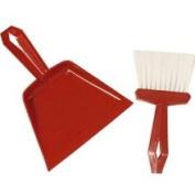 S M Arnold E85655 Dust Pan & Whisk Broom Set