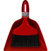 Libman Brooms & Mops Dust Pan with Whisk Broom 906