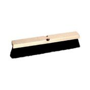 Weiler 804-42007 18 Inch Medium Sweep Floor Brush Black Tampico Fill