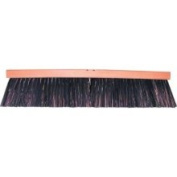 Magnolia Brush 455-6424-A 24 Inch Blue Plastic Hd Street Broom Requires A