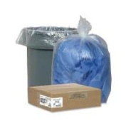 Nature Saver Commercial Can Liners Trash Can Liners, Rcycld, 208.2l