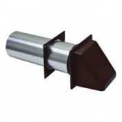 Lambro Industries 222B - 7.6cm Plastic Dryer Vent Hood