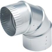 Lambro DE903 7.6cm . Aluminium Elbow