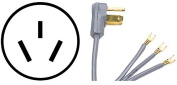 PETRA 90-1072 3-Wire Range Cords Open Eyelet 5-ft 50A