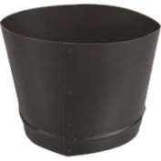 Imperial Manufacturing BM0039 7 by 6 Black Reducer
