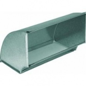 Imperial Mfg Group, Gv0060-C, 3-1/4x10 Flat Elbow