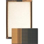 Purolator Air Furnace Air filter , 30.5cm . x 50.8cm . x 2.5cm .