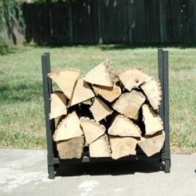 Alexander Doll WR002 The Woodhaven Fireside Firewood Rack