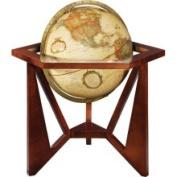 Replogle Globe 31819 Marcos Antique Globe, Off-White