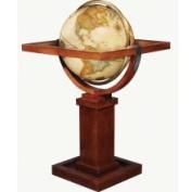 Replogle 22712 Wright World Globe in Floor Stand