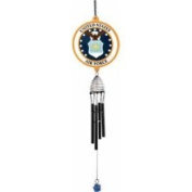 Red Carpet Studios 15172 Air Force Insignia Military Chime