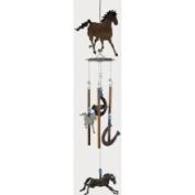 Sunset Vista Designs 2198335 Horsing Around Horse Wind