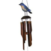 Cohasset Imports CH175EB Eastern Bluebird Wind Chime