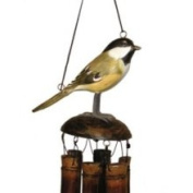 Cohasset 175CH Chickadee Bamboo Wind Chime