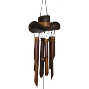 Cohasset Imports CH154 Cowboy Hat Wind Chime