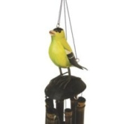Cohasset Imports CH175AG American Goldfinch Wind Chime