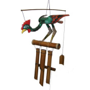 Cohasset Imports CH146R Annie Rooster Wind Chime
