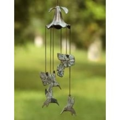 SPI 33078 Morning Glory Wind Chime