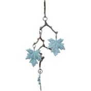 SPI Garden Collection - Wind Chimes - Maple Leaf