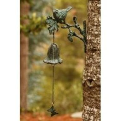 SPI 30022 Bird Garden Bell