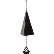 North Country Wind Bells, Inc. 105. 5016 Camden Reach Bell with hummingbird wind catcher