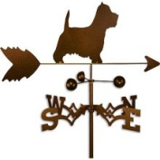 Swen Products Westie Terrier Dog Weathervane