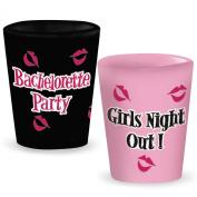 Bachelorette Party Shot Glass