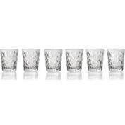 Lorenzo Imports 238140 RCR Laurus Crystal Shot Glasses
