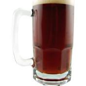 Kegworks German Style Extra Large Glass Beer Mug - 1010ml