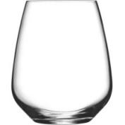 Luigi Bormioli Glassware, Set of 4 Crescendo Stemless Wine Glasses