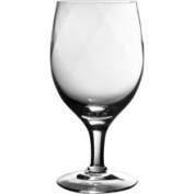 Kosta Boda Chateau Elegant Iced Beverage Clear Glass Goblet