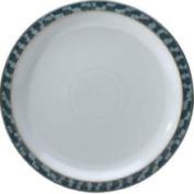 Denby Azure Shell Dinner Plate, Set of 4