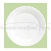 Syracuse - 19.7cm Ultra White Undecorated Bone China Side Plate