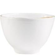 Vietri Bianco Deep Serving Bowl
