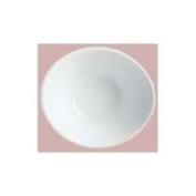 Syracuse China Chefs Selection Aluma White Infinity Bowl