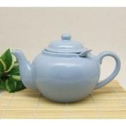 English Tea Store Amsterdam 2 Cup Infuser Teapot Powder Blue