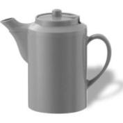 Service Ideas TS612GR - 470ml Dripless Teapot w/ Baffled Spout, Self-L
