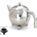 Cuisinox 1510ml Footed Teapot with Infuser
