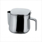 A di Alessi Tea Pot, Stainless Steel, 90 CL