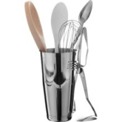 Forked Up Art S02 Utensil Cup Holder - Spoon