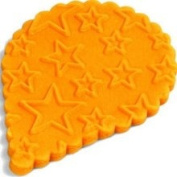 Fat Daddio's Be A Star Acrylic Impression Rolling Pin