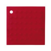 Hotspot Silicone Pot Holders, Red