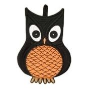 C & F Enterprises Wise Hoot Owl Oven Mitt Pot Holder Combo