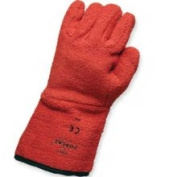 Wells Lamont Thick Terry Gloves 30.5cm Long (Pair) Flame Retardant