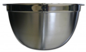 Symak Sales Co Inc K0801-05 8 Quart Satin Stainless Steel Mixing Bowl