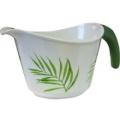 Reston Lloyd 92240 Corelle Coordinates 2 Quart Microwave Batter Bowl - Bamboo Leaf