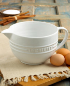 Le Creuset Stoneware Batter Bowl - Dijon Yellow