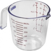 World Kitchen 1094898 1.5 Cup Plastic Measuring Cup