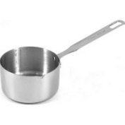 RSVP Endurance 2 cup Stainless Steel Measuring Pan