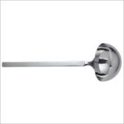 Alessi Dry 27.3cm Ladle with Satin Handle